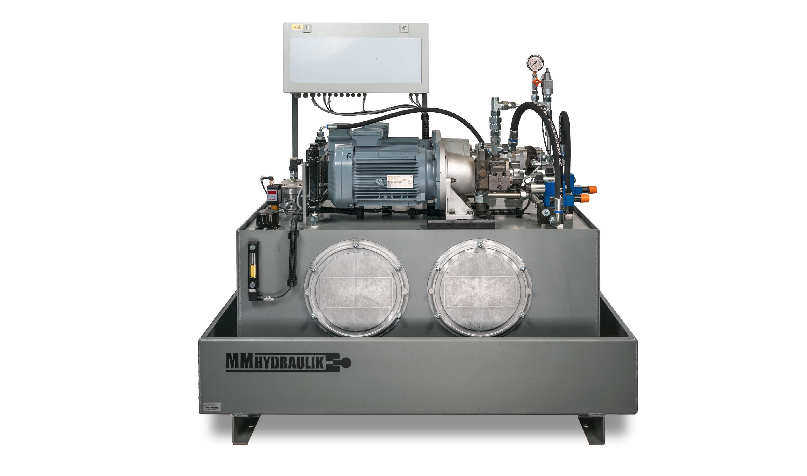 MM-Hydraulik Langenau, Alb Donau Kreis, Hydraulik Neubau, Umbau, Modernisierung, Wartung, Instandhaltung, Service, Hydraulikagregat